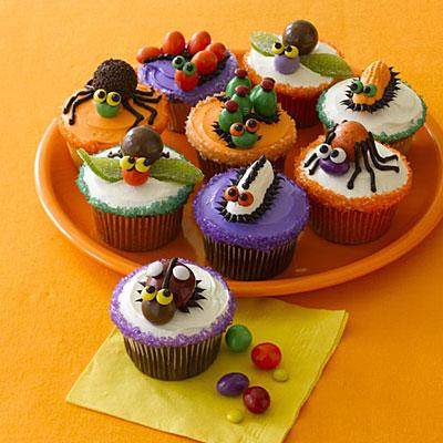 Angels Food Cake Cupcakes