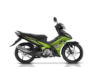 Yamaha Jupiter MX 135 CW