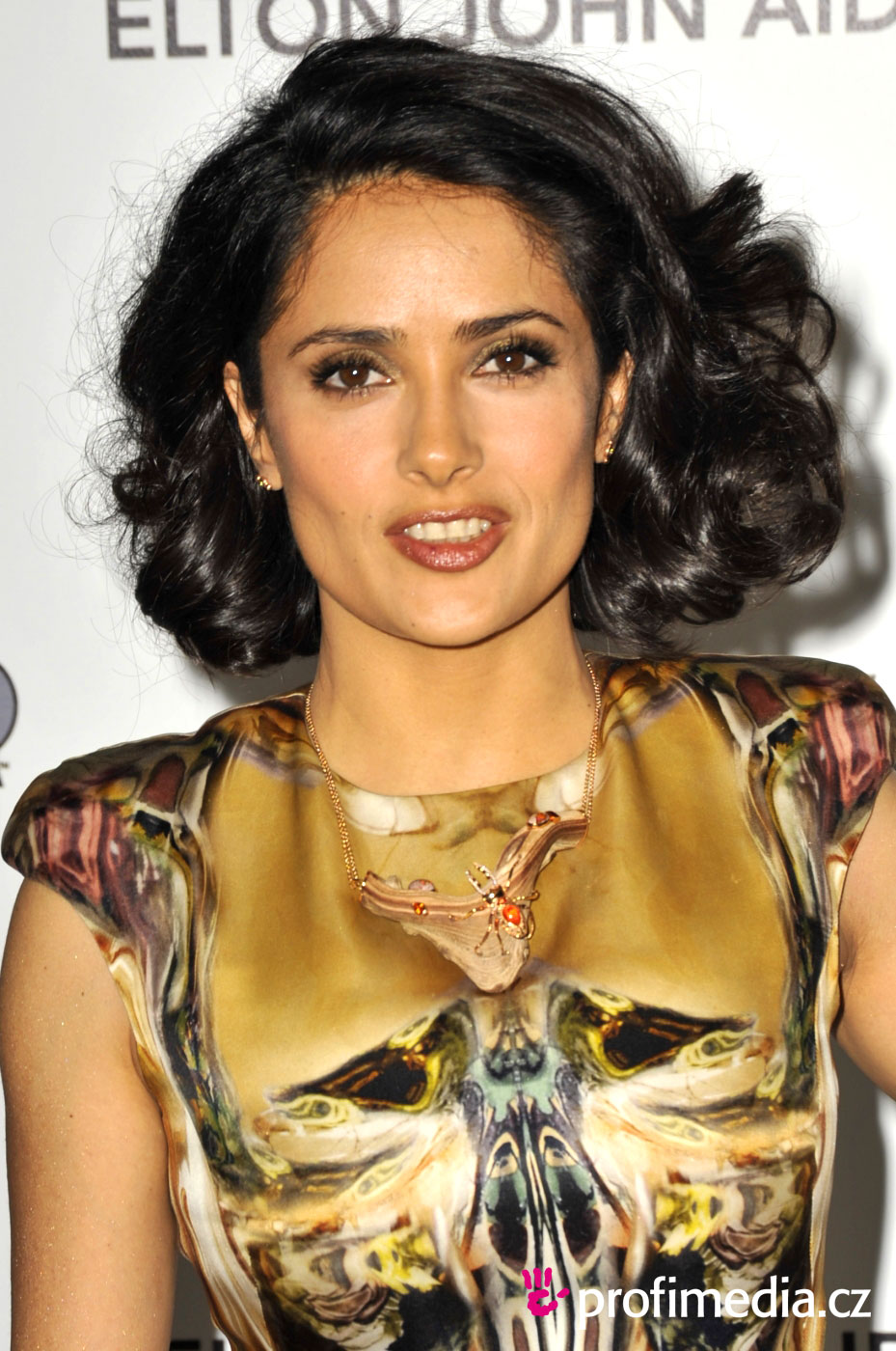 Salma Hayek Salma Hayek Hairstyles