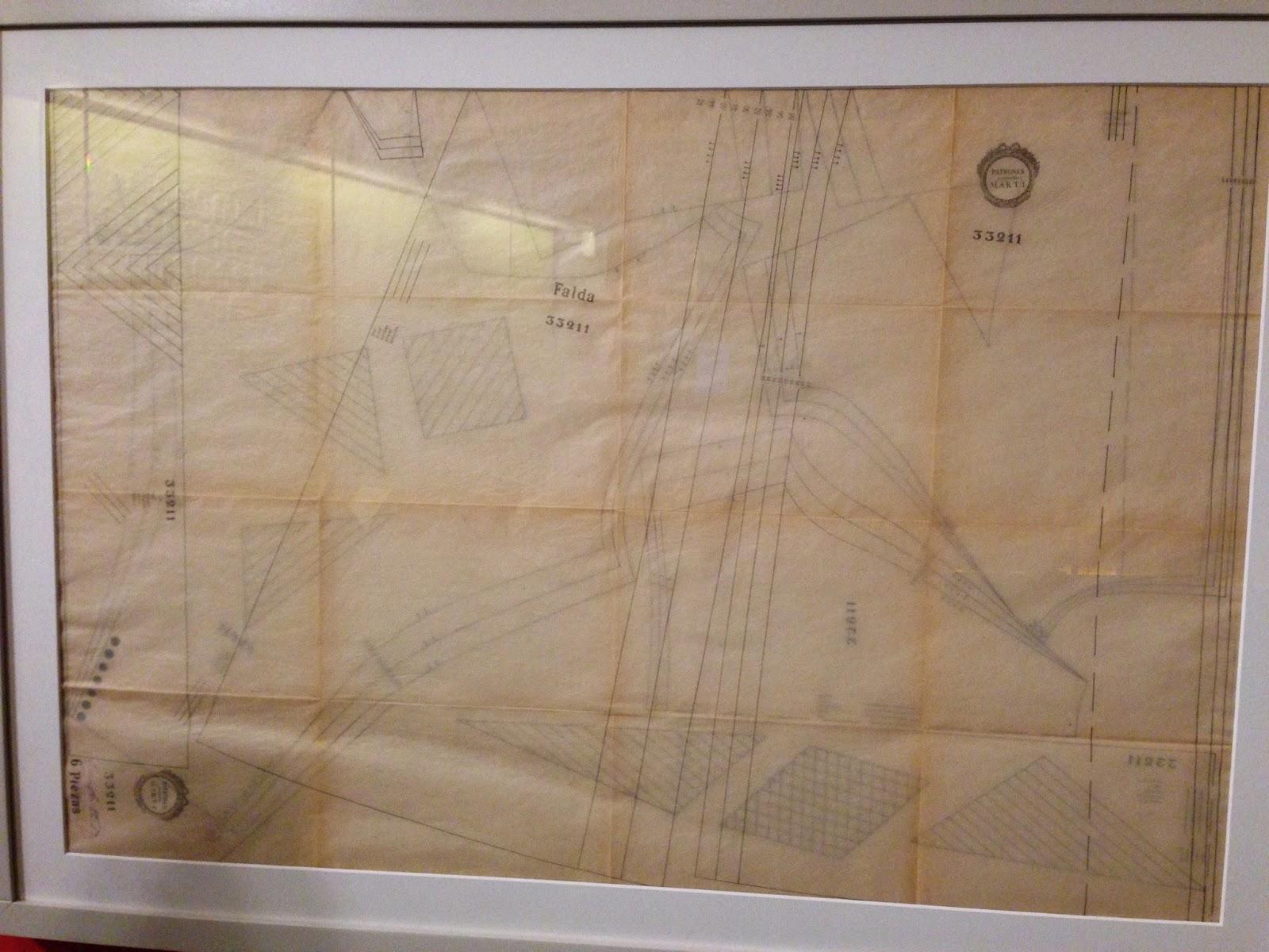 Otra de las piezas que podréis descubrir en la exposicón en la Biblioteca Nacional