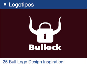 25 Bull Logo Design Inspiration