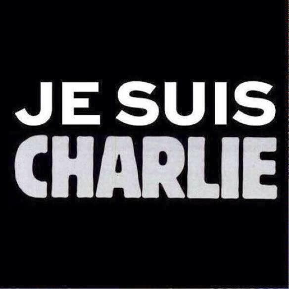 En union avec Charlie Hebdo