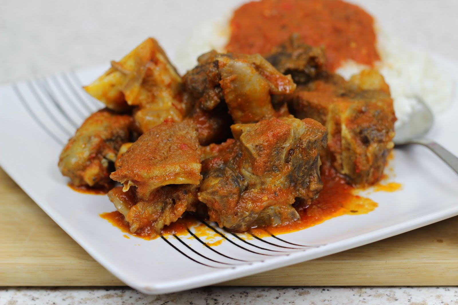 Nigerian Assorted Meat Stew Recipe