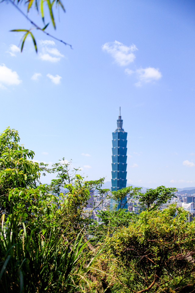 Elephant Mountain, Taipei | this hike is famous for its views of Taipei 101