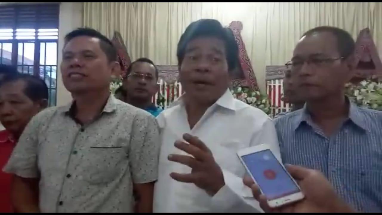 Perkumpulan Horas Bangso Batak Menolak Eksploitasi Musibah KM Sinar Bangun