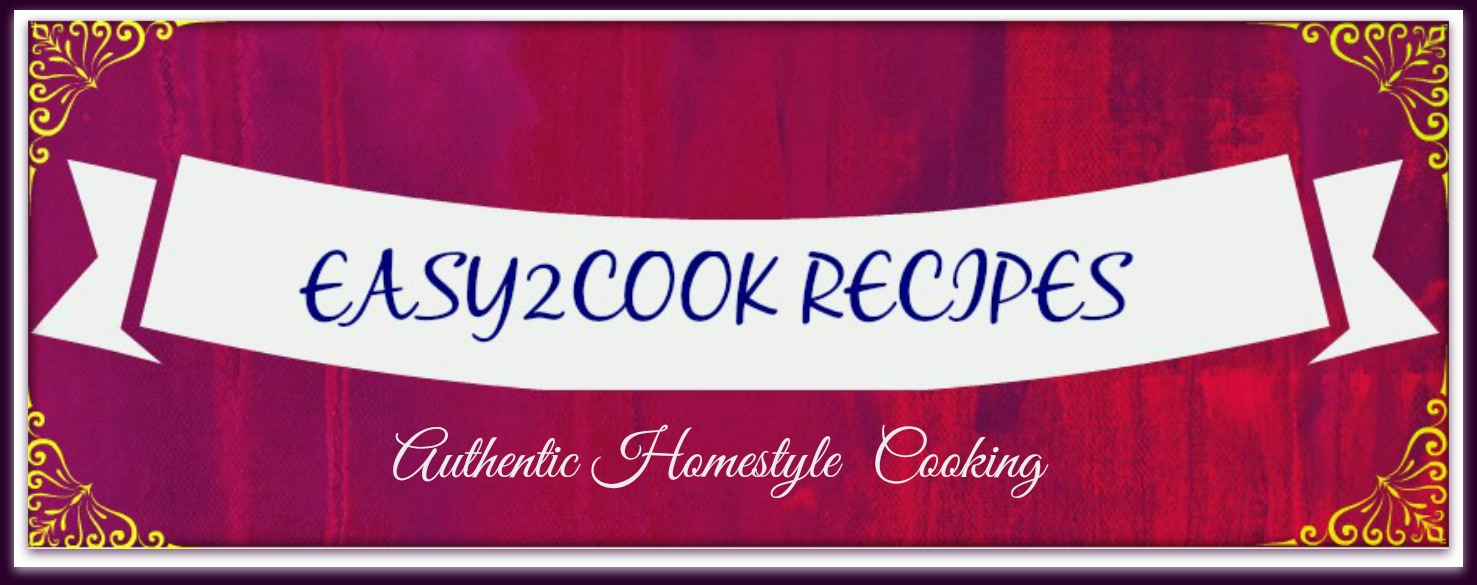 EASY2COOK RECIPES