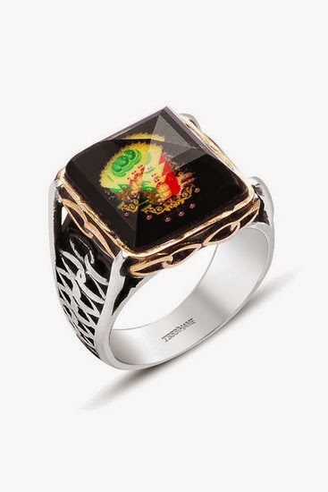 New Collection of Gents Stone Rings - Royal Designs