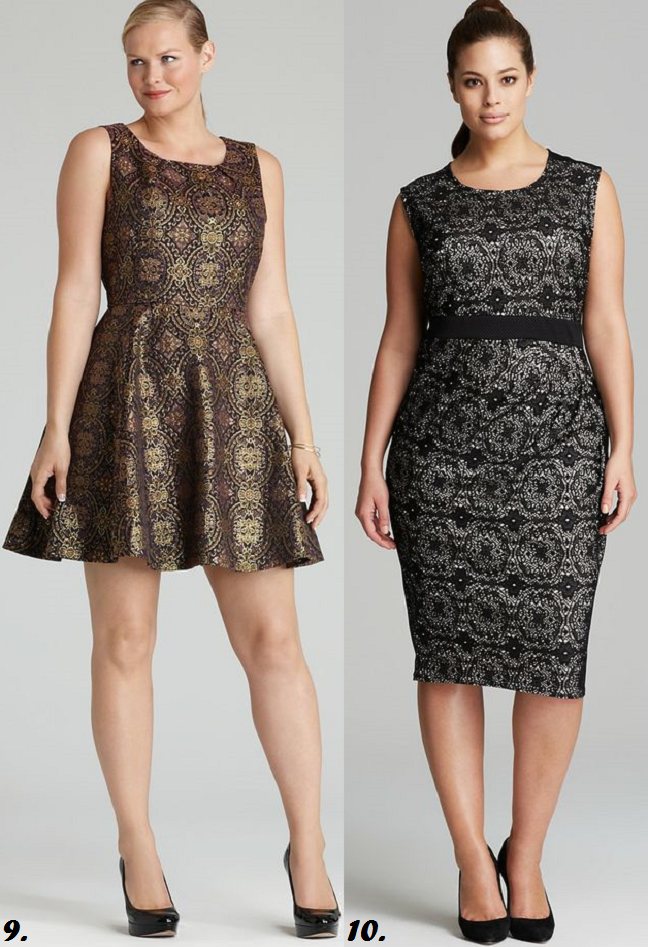 Bloomingdale plus size dresses