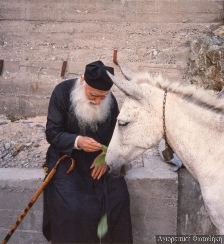 diaforetiko.gr : 6165e efraimieromonahoskatounakiotis11 Όταν ο άνθρωπος έχει μέσα του το Θεό…