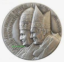 saints medal