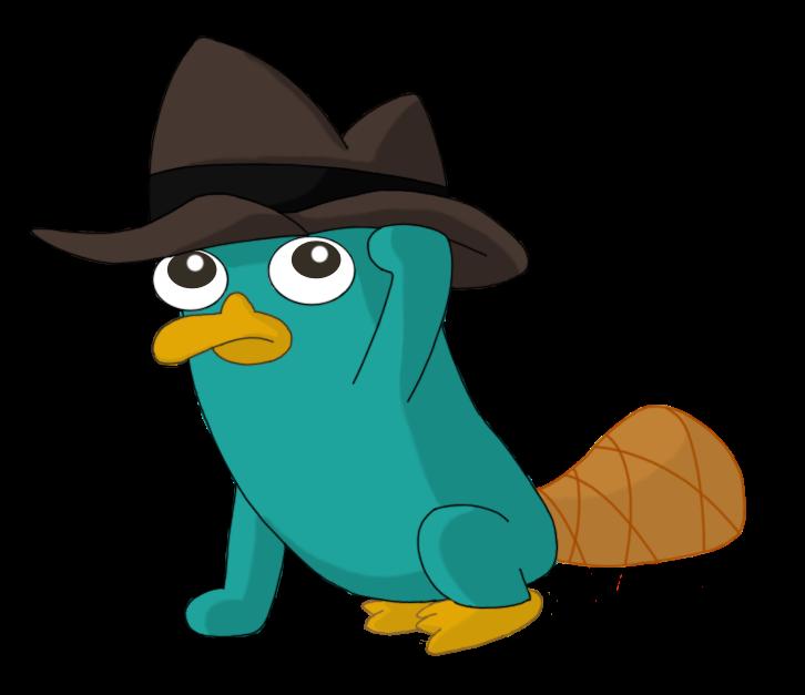 Te amo Perry el ornitorrinco - Imagui