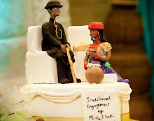Traditional Wedding- Cakes