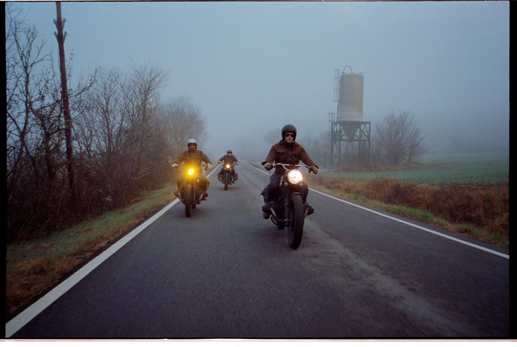 Lang lebe der König: Motorrad-Kurzdoku