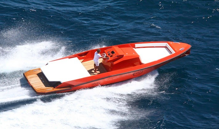 Superboats de luxe Monaco