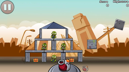 Bomb The Zombies v1.0.apk