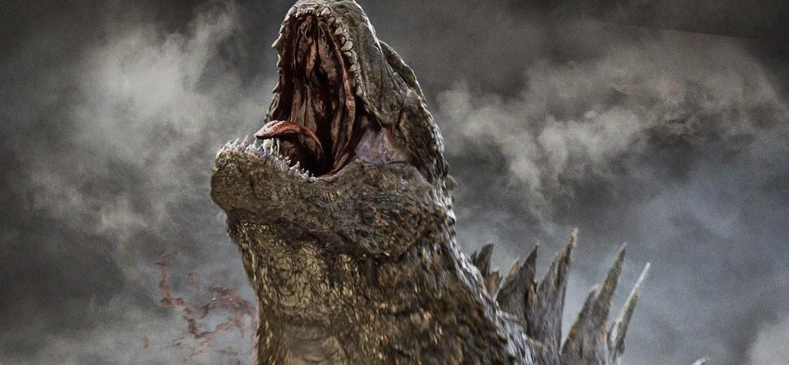 O Rei dos Monstros e um MUTO aterrorizam São Francisco em clipe inédito de Godzilla