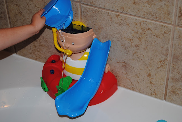 Caillou Bathtime Toy