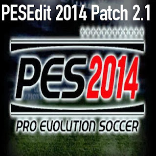 Download PESEdit 2014 Patch 2.1
