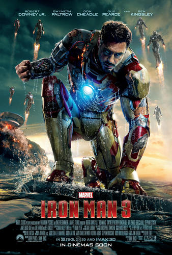 Disney Studio Pictures Teases With A New Ironman 3 Trailer | A Little Bite of Life