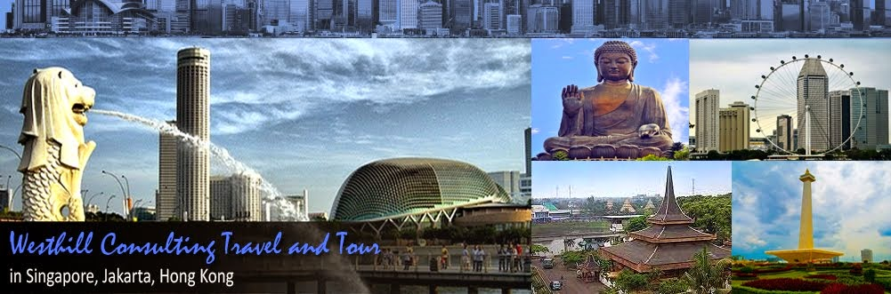 Westhill Consulting Travel and Tours in Singapore, Jakarta, Hong Kong