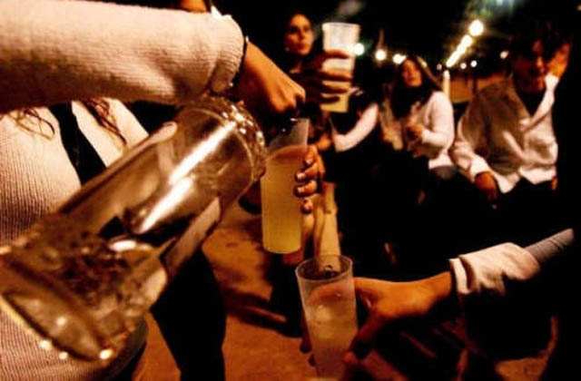 Consumo de alcohol en Bolivia