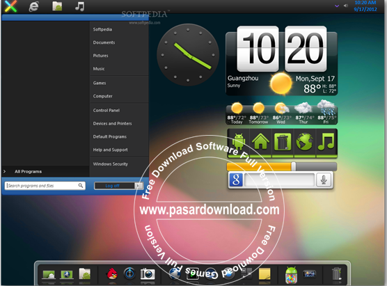 Jelly Bean Skin Pack 4.0 x86 For Windows 7 Free Download