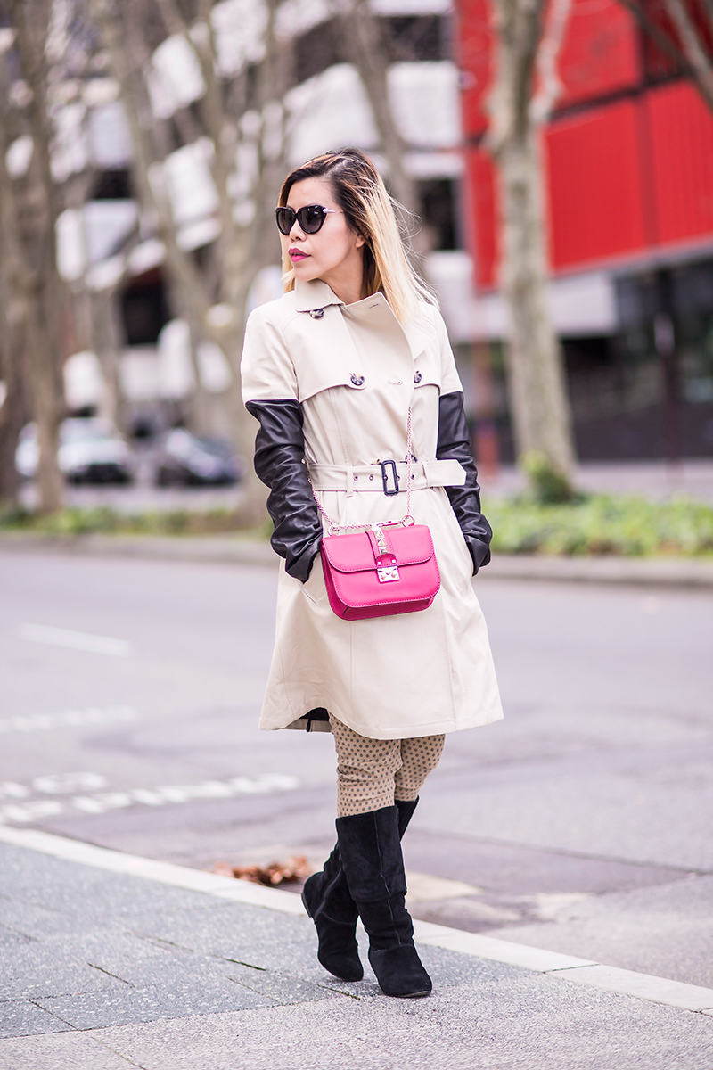 Crystal Phuong- Streetstyle in Perth City
