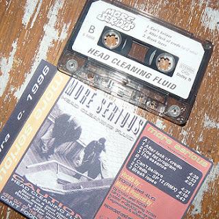 More Serious – Head Cleaning Fluid (Cassette) (1996) (320 kbps)