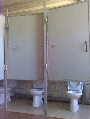 ロシアのトイレ