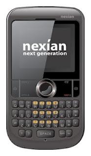 Harga Handphone Nexian Terbaru