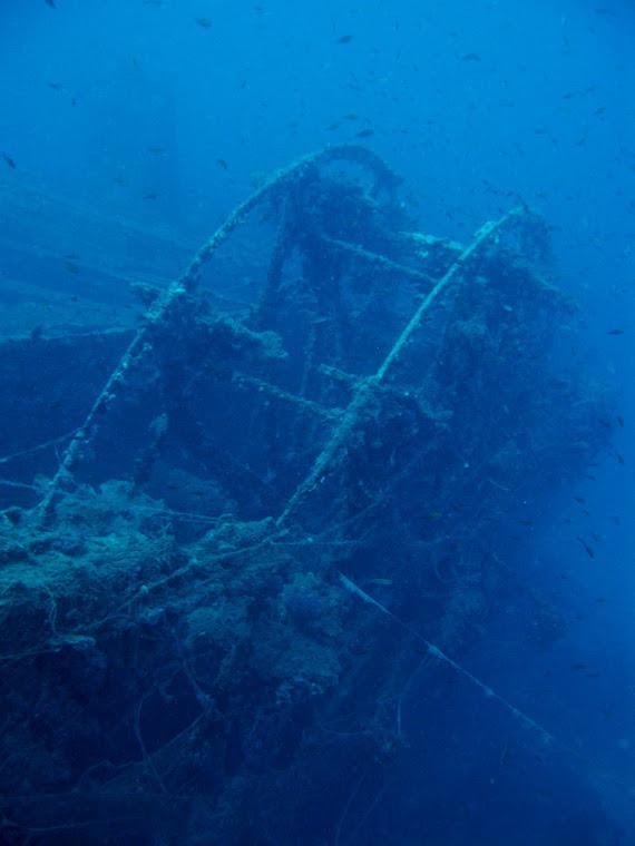 Patris shipwreck