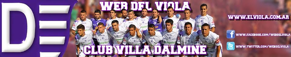 Web del Viola | Club Villa Dálmine