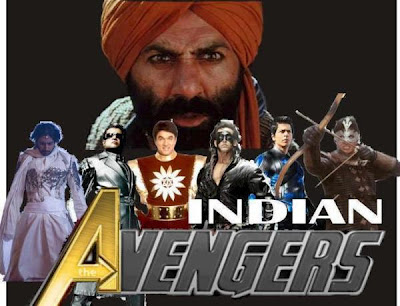 indian avengers, The Avengers, funny avengers
