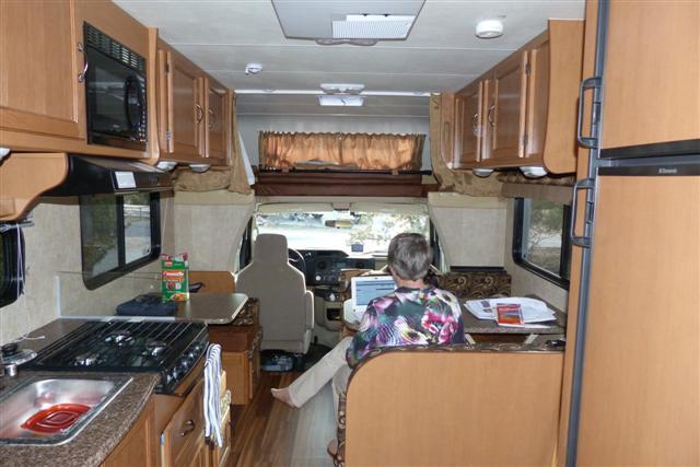 Route66 per camper Hoe ziet die camper er uit?