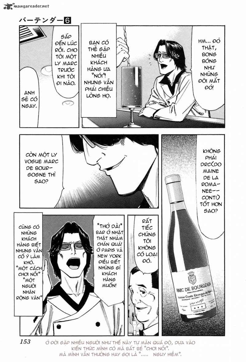 Bartender chap 46 Trang 8 - Mangak.info