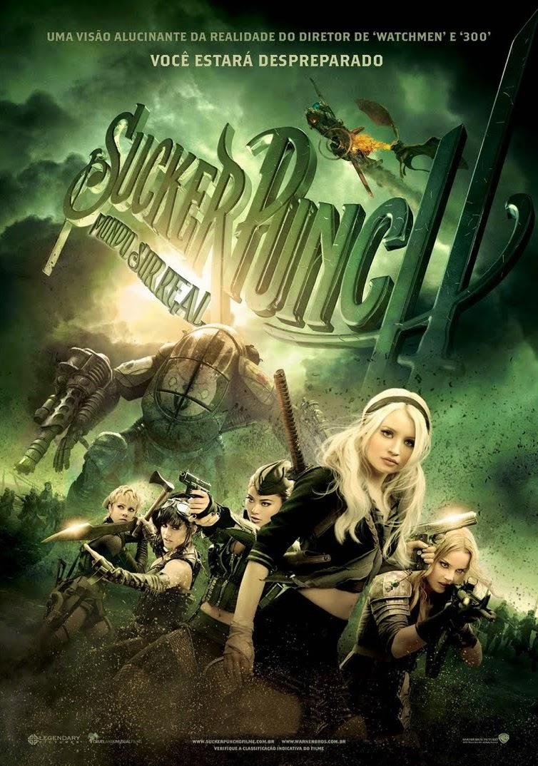Sucker Punch: Mundo Surreal – Dublado (2011)