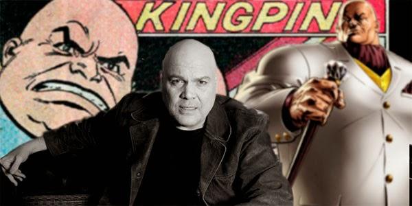 Vincent D'Onofrio será Kingpin en la serie Daredevil de Netflix