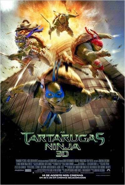 Filme As Tartarugas Ninja