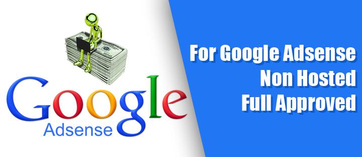 Cara Agar Sukses Diterima Google Adsense Non Hosted Full Approve