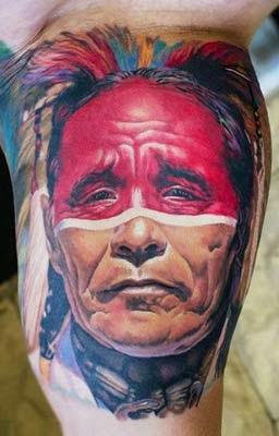 tatuagens de indios brasileiros