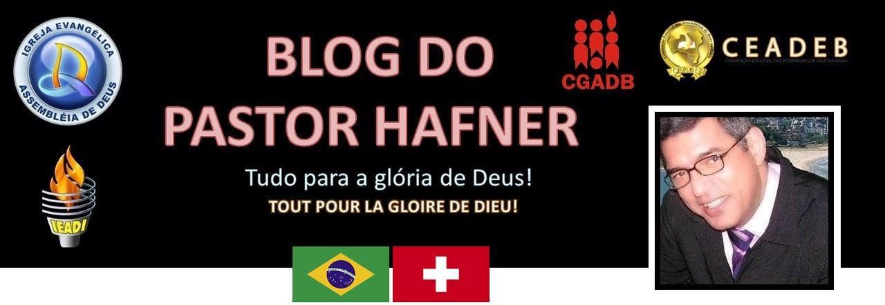 Blog do Pastor Hafner