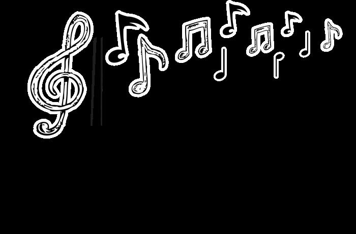 Resultado de imagen para separadores con notas musicales, gif de pagina web