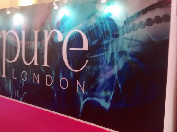 PURE LONDON - AUGUST 2015