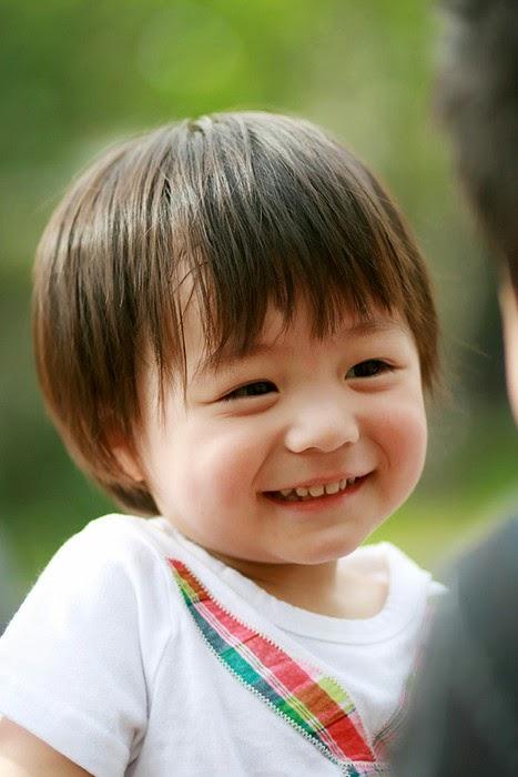 Gambar Anak Bayi Korea Lucu