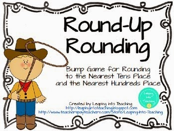 Round-Up Rounding Bump Games