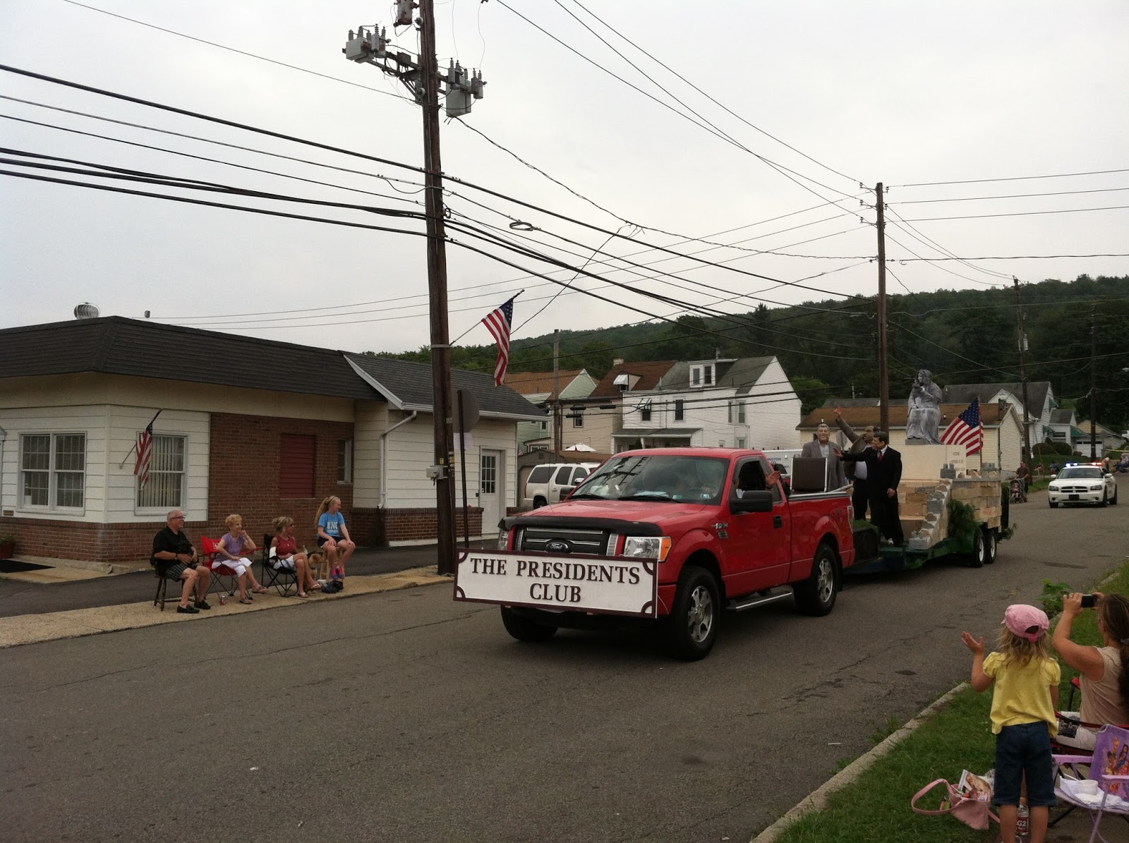 Pictures of the ABA Parade 2013, Ashland, PA (29 Pics)