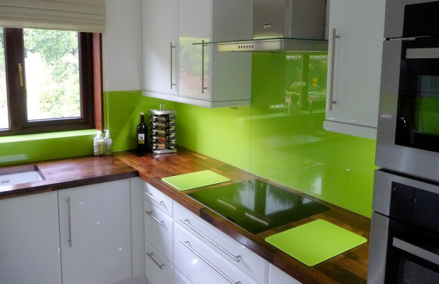 : For Better Kitchen Ideas , Green Kitchen Design , Green Kitchen