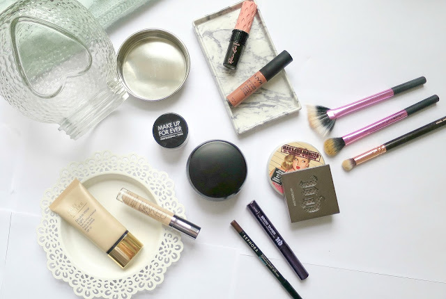 10 product face tag makeup beauty