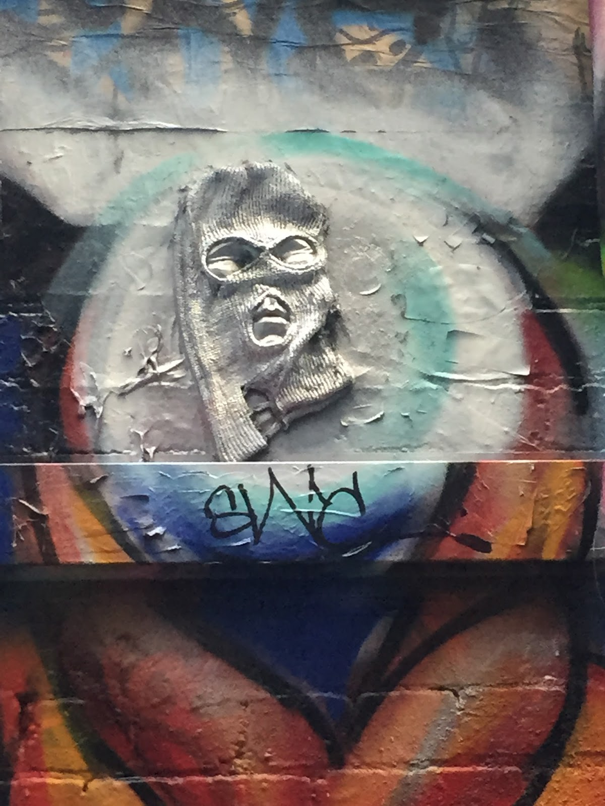 Can Anyone Paint In Hosier Lane