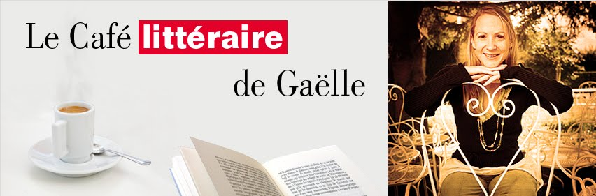 Le café littéraire de Gaëlle